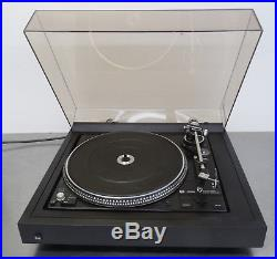Vintage turntable belt drive record player Automatik Plattenspieler Dual 1256