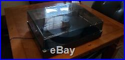 Well Tempered Labs Record Player Turntable with Many Upgrades & Extras