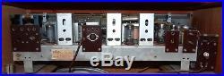 Working! Braun Mm4 Stereo Phono Tube Radio Record Player Turntable Vintage 1959