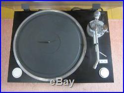 YAMAHA Yamaha analog record player GT-750 direct drive coreless hole motor