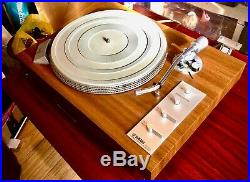 Yamaha YP 511 Turntable Record Player